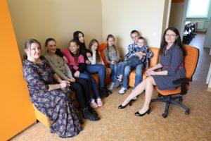 Kauno rajone populiarėja vaikų dienos centrai