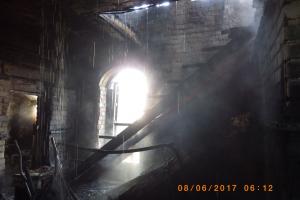 Ugniagesiai iš mirties gniaužtų Kaišiadoryse išplėšė tris žmones ir kačiuką