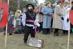 Etnologas apie žydų vaizdavimą Užgavėnėse: ši tradicija Lietuvoje – nuo senų laikų