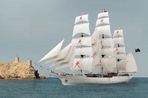 """Įspūdinga vasara: 21-as laimingasis prisijungs prie """"Tall Ships Races"""" regatos"""