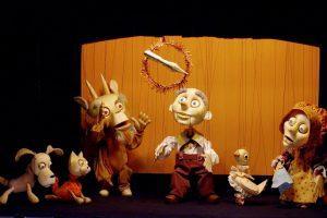 """Teatre """"Lėlė"""" – nemokami marionečių teatro ir kino seansai"""