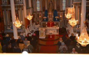 Marcinkonyse – Simajudo šventė pagal senąsias tradicijas