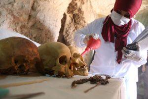 Egipte rasta ne karališkos kilmės mumijų