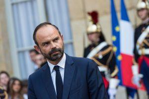 E. Philippe – mažai žinomas naujasis Prancūzijos premjeras