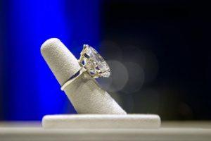 Vagių grobis – 37 tūkst. eurų vertės žiedas