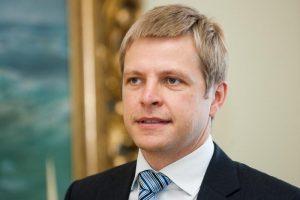 """R. Šimašius: žinojau, jog """"Air Lituanica"""" vadovas ketina palikti įmonę"""