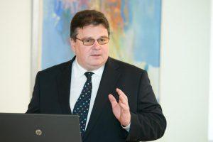 Ministras: Lietuva galėtų užblokuoti Karaliaučių, bet mūsų metodai ne tokie