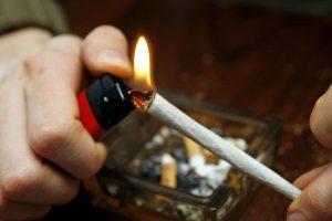 Narkotikų turėjusį vyrą išdavė įtartinas elgesys