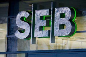 SEB bankas Vilniuje atidarys inovacijų centrą įmonėms