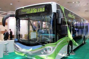 Autobusai – vis tylesni ir draugiškesni aplinkai