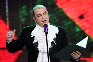 Humoristas A. Orlauskas į Seimą tikisi patekti kartu su A. Zuoku