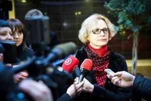 Teismas paliko galioti išteisinamąjį nuosprendį E. Pavalkienės byloje