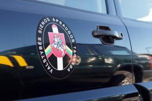 Pasieniečiai neįsileido Prancūzijos policininkų atskraidinto vyro