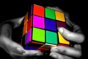Pasaulio Rubiko kubo čempionas galvosūkį įveikė vos per 7,36 sek.