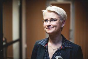 Atmestas N. Venckienės prašymas priteisti sumažintą teisėjos algą