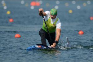 J. Šuklinas pasaulio irklavimo etape Portugalijoje buvo ketvirtas