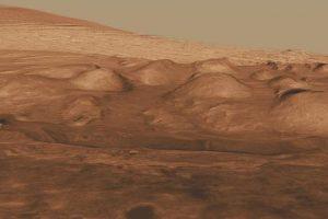 Geologai: Marsas – neišsivysčiusi planetos užuomazga