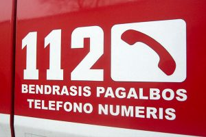 Vasario 11-ąją minima Europos skubios pagalbos numerio 112 diena