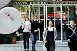 Kontrolierė: VDU priėmimo į studijas tvarka diskriminuoja moteris
