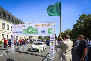 """Panevėžyje prasidėjo atsinaujinęs """"Press Rally 2016"""""""