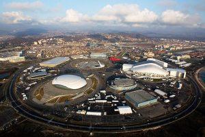 Olimpiniai statiniai neatpažįstamai pakeitė Sočio veidą