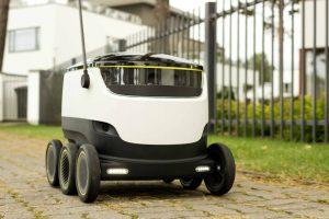 Vilniui prisistatys draugiškieji gatvės robotai