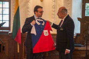 Kaunas pradėjo ruoštis Tarptautinėms vaikų žaidynėms