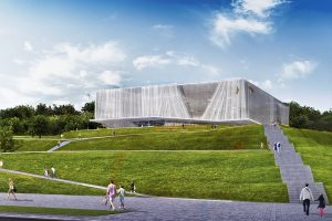Planus ant Tauro kalno statyti koncertų salę sutvirtins protokolu