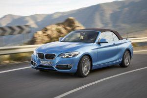 BMW atnaujina antros serijos modelius