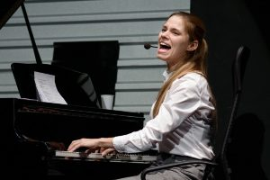 Aktorė E. Latėnaitė: muzika yra mano paraleli meilė