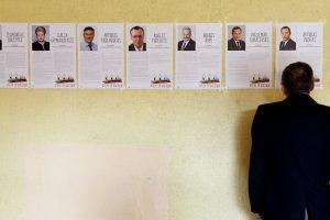 Politologas K. Girnius: šie prezidento rinkimai bus kitokie