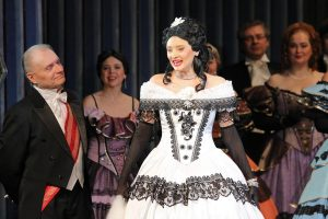"Legendinė opera ""Traviata"" atsisveikina su publika"