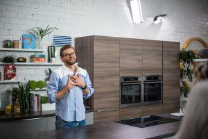 TV laidoje A. Ivanausko kulinariniams triukams talkins devyni vaikai