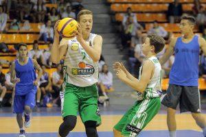 Tarptautinėse vaikų žaidynėse – Lietuvos krepšininkų triumfas
