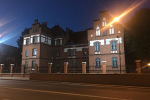 Nušvito Klaipėdos universiteto pastatų kompleksas