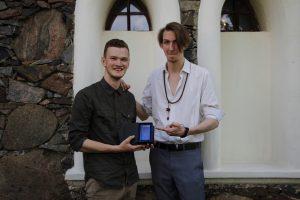 Įteikta dešimtoji S. Mykolaičio vardo premija