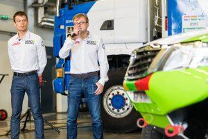 """V. Žala ir S. Jurgelėnas Dakare  startuos su """"Toyota Hillux"""""""
