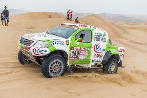 Dakaro ralio pradžia – ekstremalių išbandymų metas