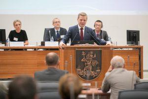 Vilnius planuoja sumažinti automobilių srautus