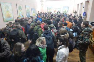 Partizanų takais žygiavo daugiau nei 1000 entuziastų