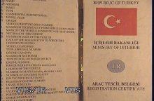Už vilkiko dokumentų klastojimą turkui gresia treji metai kalėjimo