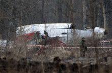 Britai padės Lenkijai tirti prezidento L. Kaczynskio lėktuvo katastrofos priežastis