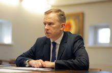 Latvijos kovos su korupcija pareigūnai krėtė centrinio banko vadovo namus ir biurą