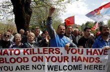 Juodkalnijos parlamentas patvirtino šalies stojimą į NATO