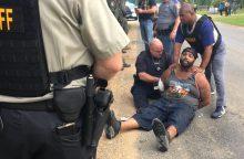Misisipėje aštuonis žmones nušovęs vyras nebenori gyventi