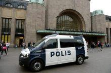Per išpuolį Suomijoje žuvo du žmonės, šeši sužeisti <span style=color:red;>(papildyta)</span>
