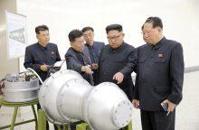 JAV sprendimas Š. Korėją privers dar labiau nepasitikėti Vakarais?