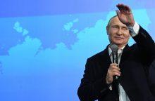 V. Putinas užsitikrino ketvirtąją kadenciją, bet kas bus 2024-aisiais?