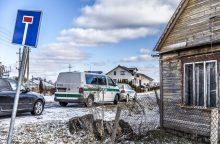 Panevėžio rajone rastas moters lavonas: tiriamos mirties aplinkybės
