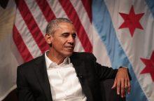 B. Obama pasirengęs ugdyti naujus lyderius